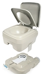 Camco Portable Toilet 2.6 Gallon