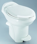 Thetford Aqua-Magic Style Plus High Profile With Water Saver RV Toilet White