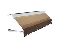 A Amp E Elite Tall Window Awning With Metal Weathershield 90 Quot