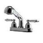 Kitchen Sprayer Faucet, Chrome Finish