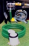 Sewer Solution Kit w/ 10' Extension Hose
