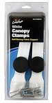 Canopy Clamps White