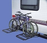 4 Bike Bumper Mount Carrier