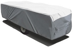 Tent Trailer Cover 16FT 1 Inch to 18FT, Tyvek