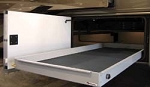 RV Storage Cargo Slide Tray 42