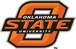College Tire Cover, Oklahoma State, Large, White