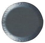 Adco Black Spare Tire Cover Size O