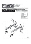 B&W Additonal Required Installation Kit RVR3205