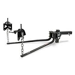 Eaz-Lift WD Hitch - W/Ball Mount Less Shank- 1,400 lb