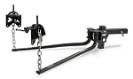 Eaz-Lift WD Hitch - W/Ball Mount & Shank - 600lb