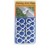Rv Awning Arm Clips 8\card