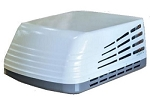 Advent White RV Air Conditioner Shroud