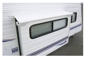 Carefree - Camper SideOut Kover II With Case