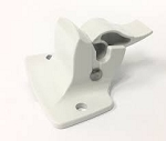 A&E Bottom Mounting Bracket Polar White 3314067.004B