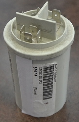 Dometic AC Run Capacitor Silver 3-Prong 3100248 453