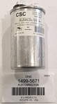 Coleman Air Conditioner Run Capacitor Silver 2 Prong 1499-5671