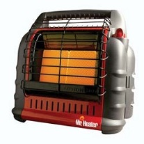 Camper Indoor/Outdoor Heaters