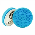 Chemical Guys Blue Hex Logic Foam Cleaning Pad, Blue