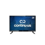 28 Inch LED HDTV Continu-Us Brand