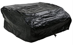 Camco Vinyl RV Air Conditioner Cover for DuoTherm Brisk II Models - Black
