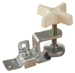 RV Fold-out Bunk Clamp - Zinc Standard