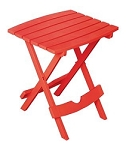 Folding Table 8510-26-3734 Red
