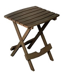 Folding Table 8510-60-3734 Earth Brown