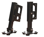 Torklift Entry Step Support, Glow Step, Used To Stabilize Entry Step, Removable; Black, Set of 2