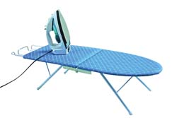 Table Top Ironing Board With Foldable Legs