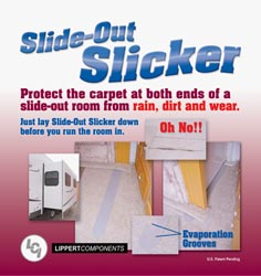 RV Slide-Out Slicker 40 inch Pair