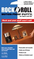 Motion-Proof Putty