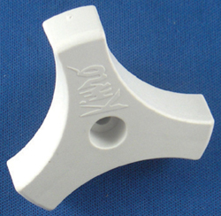 Window Knob White