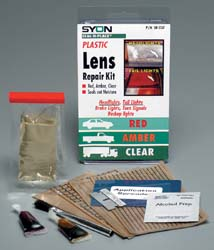 Plastic Lens Repair Kit