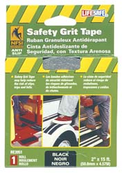 Anti-Slip Grit Tape 2 inchx15 ft