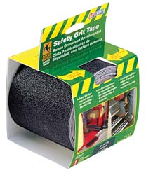Anti-Slip Grit Tape 4 inchx15 ft