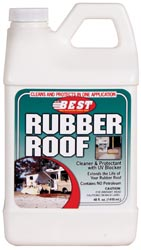 Rubber Roof Cleaner 48 oz.