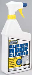 Rubber Roof Cleaner 32 oz.