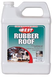 Rubber Roof Protectant 128 oz.