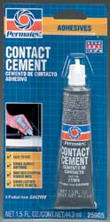 Permatex Contact Cement