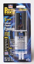 Permapoxy 5 Minute Gemeral Purpose Epoxy