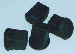 Replacement Leg Tips  - 4\set - for Folding Steps