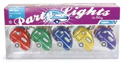 Rv Party Lights Travel Trailer