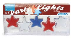 Rv Party Lights Patriotic Stars
