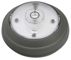 LED Puck Lights, Single