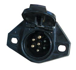 7-Way Heavy Duty Plug & Socket