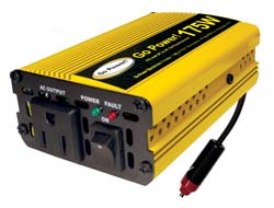 RV Go Power Sine Wave Inverter 175w
