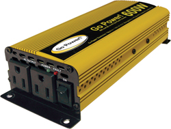 RV Go Power Sine Wave Inverter 600W