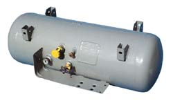 LP Gas Tank 5-1\2 Gal.
