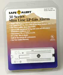 Classic LP Gas Alarm Surface Mount