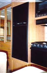 RV FRV Refrigerator Door Panel